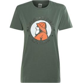 66° North Gola Organic Kortærmet T-shirt grøn